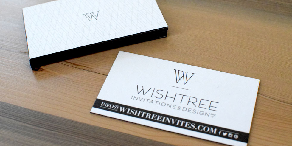 Wishtree Business Cards